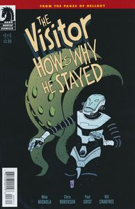 [The Visitor: How & Why He Stayed #3 (Product Image)]