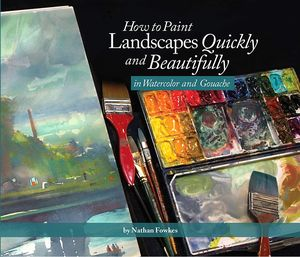 [How To Paint Landscapes Quickly & Beautifully (Product Image)]