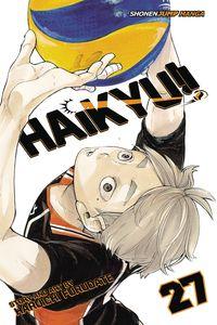 [Haikyu: Volume 27 (Product Image)]
