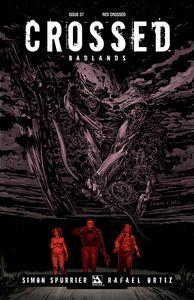 [Crossed: Badlands #37 (Red Crossed Variant) (Product Image)]
