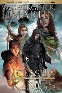 [Game Of Thrones: Clash Of Kings #11 (Cover B Subscription Rubi () (Product Image)]