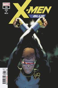 [X-Men: Blue #36 (Product Image)]