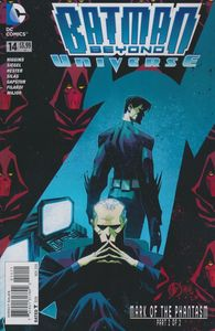 [Batman Beyond: Universe #14 (Product Image)]