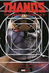 [Thanos: The Infinity Conflict (Hardcover) (Product Image)]