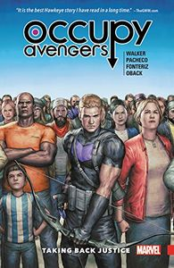 [Occupy Avengers: Volume 1: Taking Back Justice (Product Image)]