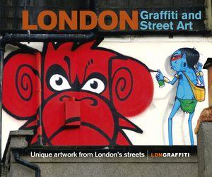 [London Graffiti & Street Art (Hardcover) (Product Image)]