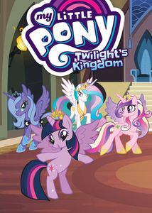 [My Little Pony: Twilight Kingdom (Product Image)]