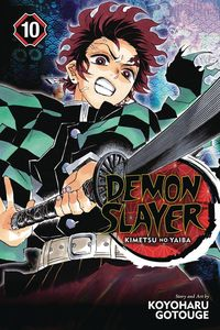 [Demon Slayer: Kimetsu No Yaiba: Volume 10 (Product Image)]