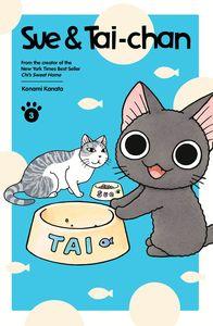 [Sue & Tai-Chan: Volume 3 (Product Image)]
