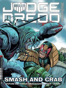 [Judge Dredd Megazine #417 (Product Image)]