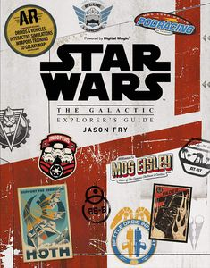 [Star Wars: The Galactic Explorer's Guide (Hardcover) (Product Image)]