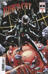 [Black Cat #8 (Anacleto Marvels X Variant) (Product Image)]