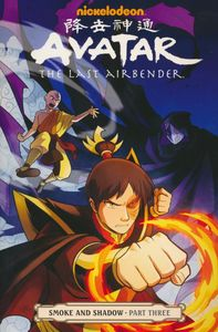 [Avatar: Last Airbender: Volume 12: Smoke & Shadow Part 3 (Product Image)]