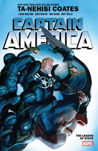 [Captain America By Ta-Nehisi Coates: Volume 3: The Legend Of Steve (Product Image)]