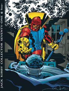 [Jack Kirby Collector #71 (Product Image)]