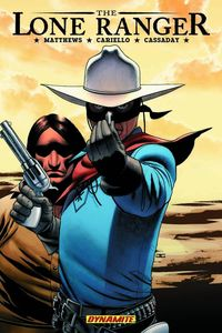 [The Lone Ranger: Volume 4: Resolve (Product Image)]