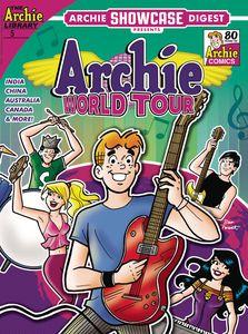 [Archie: Showcase Digest #5 (World Tour) (Product Image)]