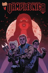 [Vampironica #4 (Cover A Smallwood) (Product Image)]