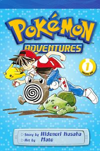 [Pokemon Adventures: Volume 1 (Product Image)]