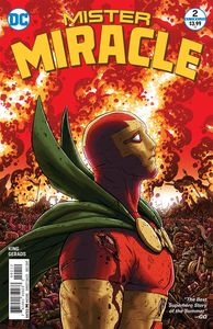 [Mister Miracle #2 (2nd Printing) (Product Image)]