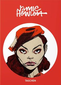 [Jamie Hewlett (40th Anniversary Edition Hardcover) (Product Image)]