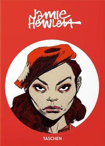 [Jamie Hewlett (40th Anniversary Edition Hardcover) (Product Image)]