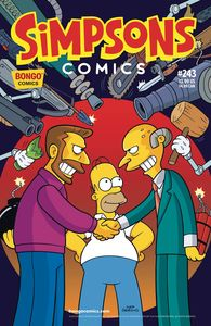 [Simpsons Comics #243 (Product Image)]