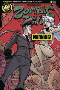 [Zombie Tramp: Ongoing #63 (Cover B Maccagni Risque) (Product Image)]