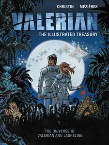[Valerian: The Illustrated Treasury (Hardcover) (Product Image)]