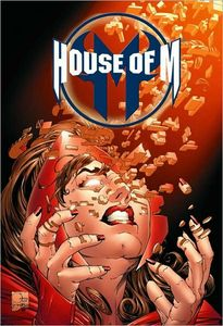 [House Of M: Spider-Man, Fantastic Four & X-Men (Hardcover) (Product Image)]