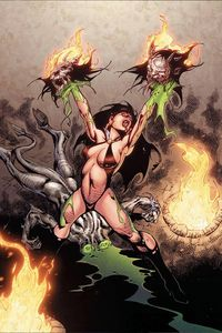 [Vengeance Of Vampirella #11 (Castro Virgin Variant) (Product Image)]