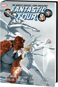 [Fantastic Four By Hickman: Omnibus: Volume 2 (New Printing Hardcover) (Product Image)]
