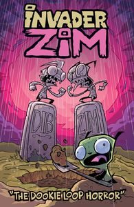 [Invader Zim: The Dookie Loop Horror: Oneshot (Cover A Alexovich) (Product Image)]