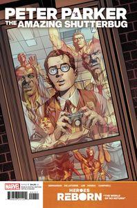 [Heroes Reborn: Peter Parker: Amazing Shutterbug #1 (Product Image)]