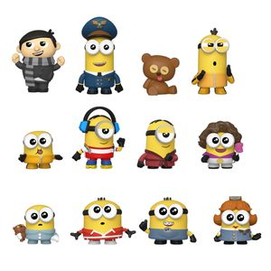[Minions: The Rise Of Gru: Mystery Minis (Product Image)]