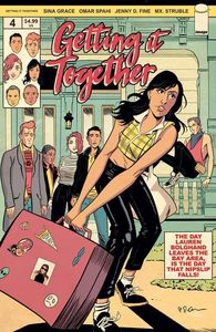 [Getting It Together #4 (Cover B Grace) (Product Image)]