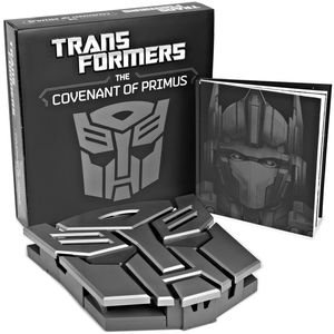 [Transformers: The Covenant of Primus (Deluxe Hardcover) (Product Image)]