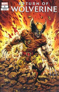 [Return Of Wolverine #1 (McNiven Brown & Tan Costume Variant) (Product Image)]