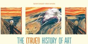 [True History Of Art (Hardcover) (Product Image)]