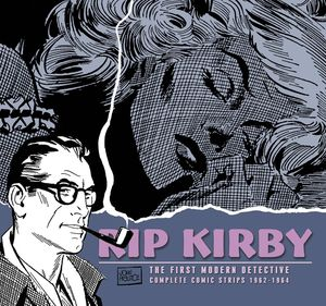 [Rip Kirby: Volume 7 (Hardcover) (Product Image)]
