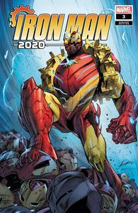 [Iron Man: 2020 #3 (Artist Variant) (Product Image)]