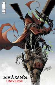 [Spawn: Universe #1 (Cover B Campbell) (Product Image)]