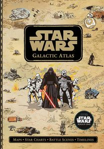 [Star Wars: Galactic Atlas (Hardcover) (Product Image)]