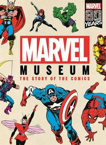 [Marvel Museum (Hardcover) (Product Image)]