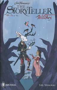[The Storyteller: Witches #1 (Product Image)]