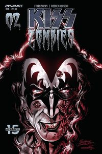 [Kiss: Zomibes #2 (Cover C Buchemi) (Product Image)]