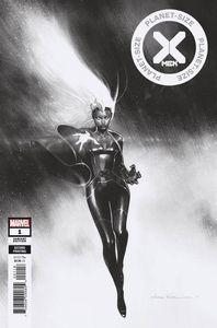 [Planet-Sized X-Men #1 (2nd Printing Ratio Copiel Black & White Variant) (Product Image)]