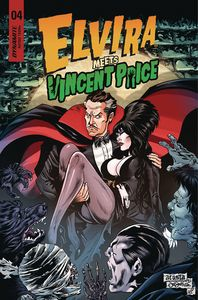 [Elvira Meets Vincent Price #4 (Cover A Acosta) (Product Image)]