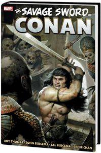 [Savage Sword Of Conan: The Original Marvel Years: Omnibus: Volume 3 (Hardcover) (Product Image)]