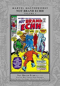 [Marvel Masterworks: Not Brand Echh: Volume 1 (Hardcover) (Product Image)]